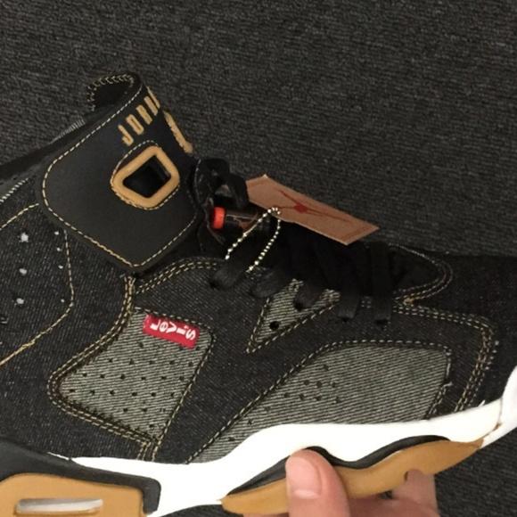 Jordan Shoes | Levi Jordan 6s | Poshmark